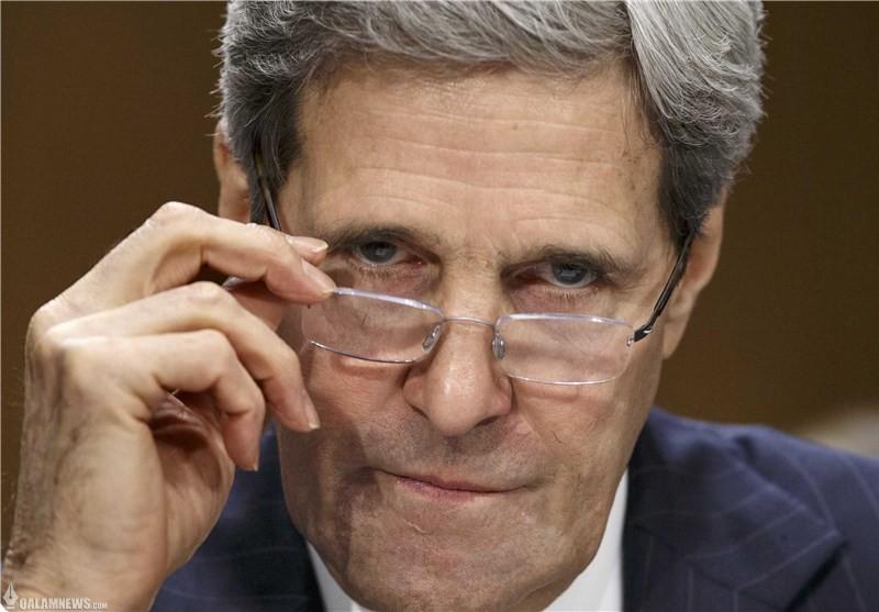 جان کری: نگاه من به 'نشست بررسی اوضاع سوریه' مثبت است