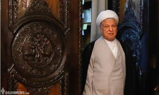 دیدار قائم مقام دبیر کل سازمان ملل با آیت الله هاشمی رفسنجانی