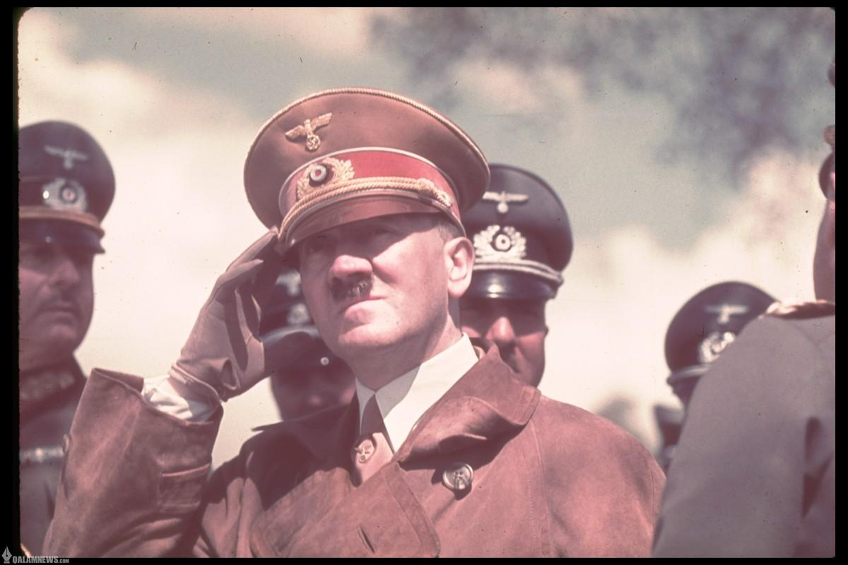 ۷۰ تصویر از اقتدار هیتلر در آلمان نازی!