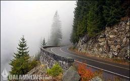 جاده چالوس، زیباترین زبالهدانی جهان!