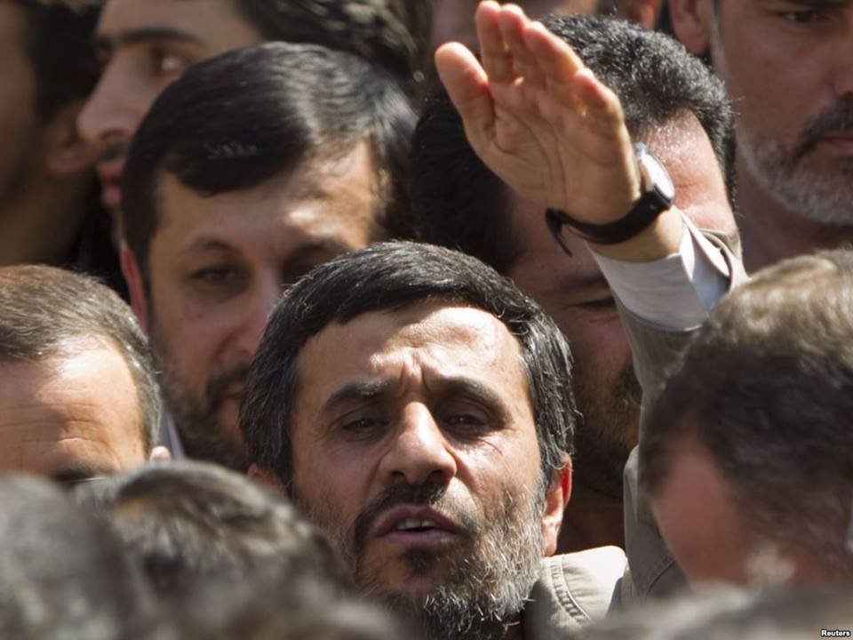 پیامهای احمدینژاد به کاخ سفید به روایت موسویان و البرادعی