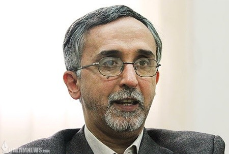 عبدالله ناصری: یاران لاریجانی، رقیب اصلی اصلاحطلبان هستند