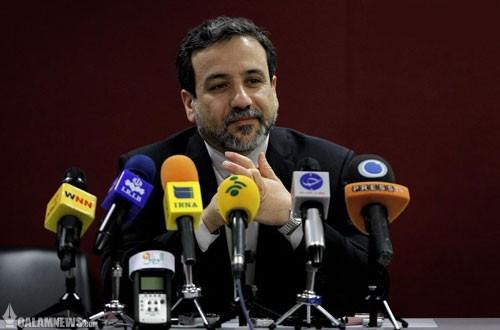 عراقچی: از فردای اجرای برجام، شرکتهای خارجی میتوانند با طرف ایرانی قرارداد ببندند
