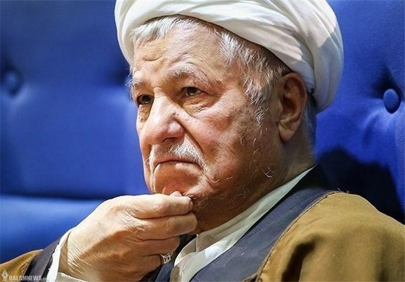 آیتالله هاشمی رفسنجانی اعلام کرد: تعیین گروهی برای انتخاب رهبری در صورت پیشامد حادثه