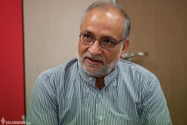 حسین مرعشی: از کاندیداتوری لاریجانی حمایت می کنیم