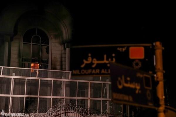 پشت پرده چهره اصلی حمله به سفارت عربستان کیست؟