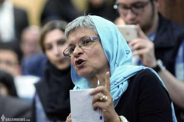 فریده فرهی : عربستان از بهبود موقعیت ایران بعد از اجرای برجام، نگران است