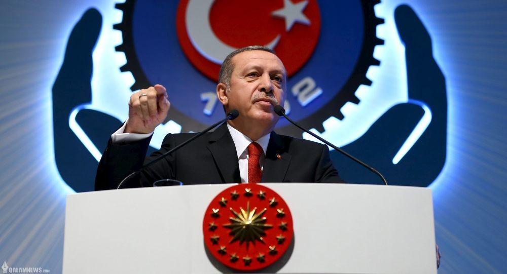 اردوغان  یک بار دیگر از روسیه و ایران به شدت انتقاد کرد