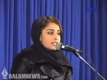هیلا صدیقی بازداشت شد