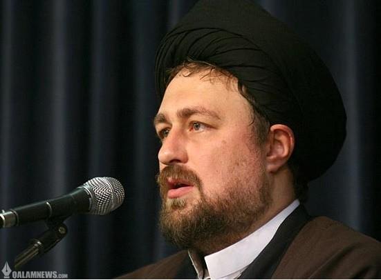 آیت الله سیدحسن خمینی: امیدوارم که انتخابات پیش رو مبارک باشد!