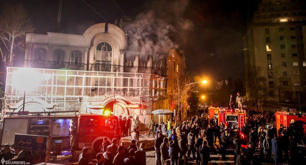 آیا ورود به سفارت واکنشی مناسب با اعدام شیخ نمر است؟