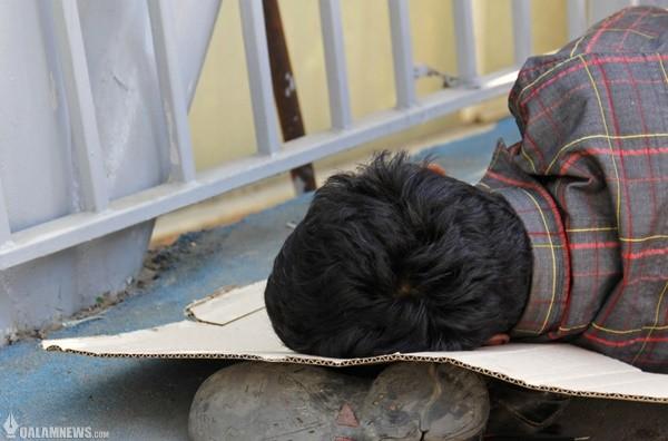 وجود ۲۵ هزار کارتنخواب در تهران/ برای فرد گرسنه اقدام فرهنگی معنا ندارد