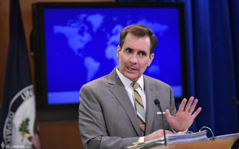واشنگتن: اقدامات مسکو درباره بحران سوریه متناقض است