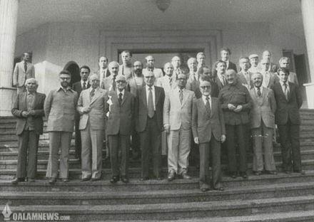 همه مردان کابینه بازرگان را بشناسید