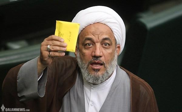 آقا تهرانی دبیر کل جبهه پایداری: گرین کارت دارم که دارم به کسی چه!!