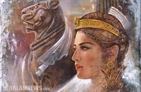 ایزدبانوی دین و چیستا  را بشناسیم