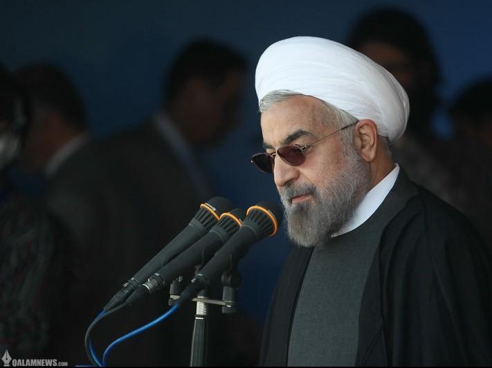 روحانی: رای شما در هفت اسفند رای به عقلانیت و قانون و امید و ساختن ایران عزیز است