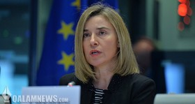 موگرینی: نمیتوان حل بحرانهای منطقه را بدون ایران تصور کرد