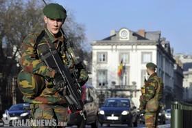اعلام ۳ روز عزای عمومی در بلژیک/ پلیس در تعقیب یک مظنون