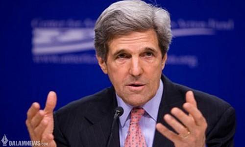 کری: ایران از حامیان حل بحران سوریه است