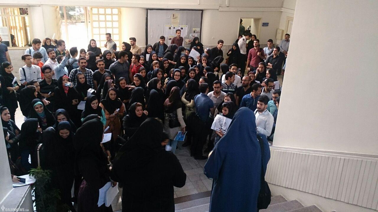 احضار فلهای دانشجویان به کمیته انضباطی،در زمان رئیسی اصلاحطلب!