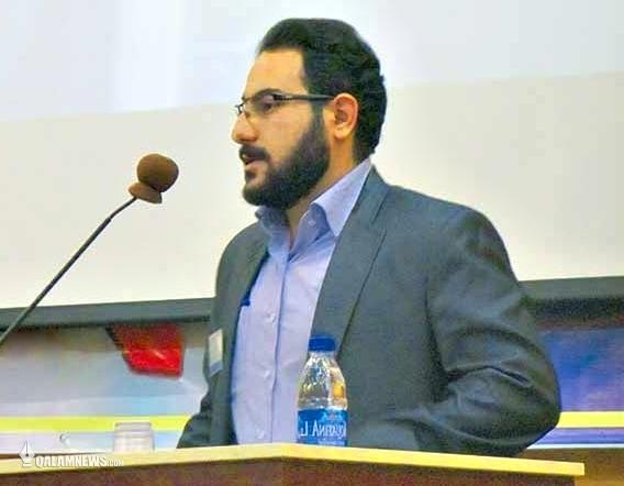 امیرحسین خازه در گفتگو با قلم : احمدینژاد گفتمان ندارد، فحشمان دارد