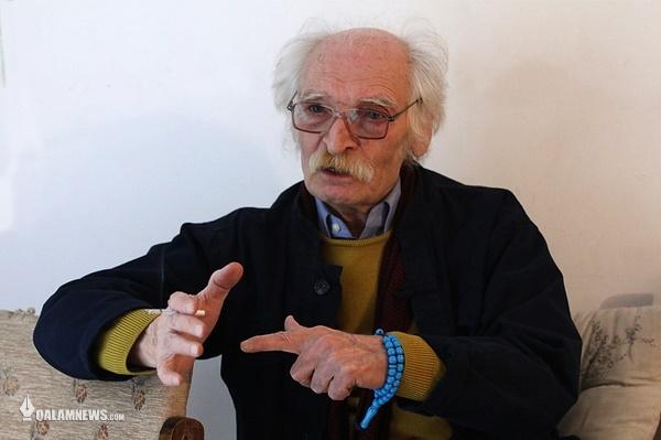 """محمود دولتآبادی: میگویند شکنجه نکردیم اما من یک شاهد تاریخیام/ بازجوها از """"پا"""" پوتین درست میکردند"""