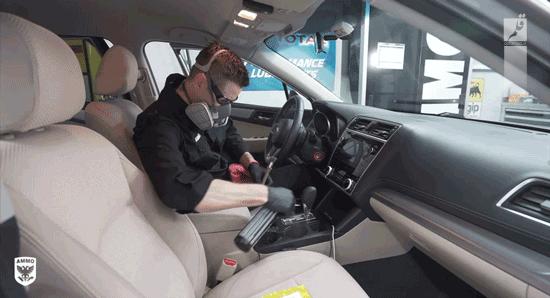 چگونه کابین خودرو را ضدعفونی کنیم؟