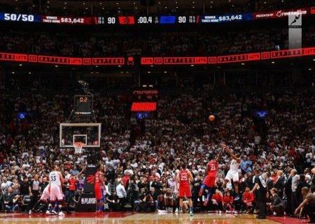 رقابتهای بسکتبال NBA تعلیق شد