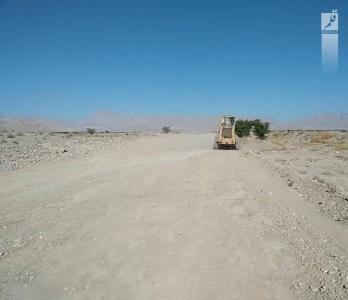 اتمام پروژه تسطیح مسیر خط ۲۶ اینچ منطقه خلیج فارس
