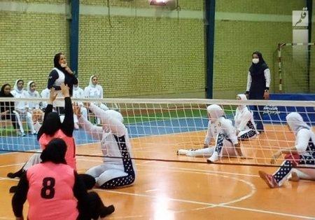 برگزاری رقابت های لیگ برتروالیبال نشسته بانوان باشگاه های کشوردربندرعباس