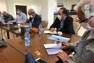 وضعیت عملیات انبار نفت شهید رجایی بندرعباس پایش شد