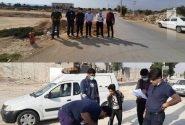 گاز رسانی به ۷ روستای  بخش مرکزی شهرستان پارسیان با موفقیت انجام شد