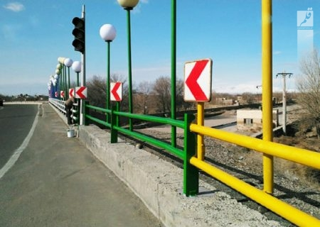 زیباسازی منظر و مبلمان جادهای لرستان تا نوروز ۱۴۰۰