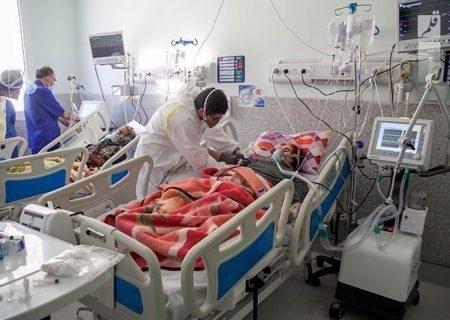 بستری بیماران کرونایی در استان لرستان روبه افزایش است