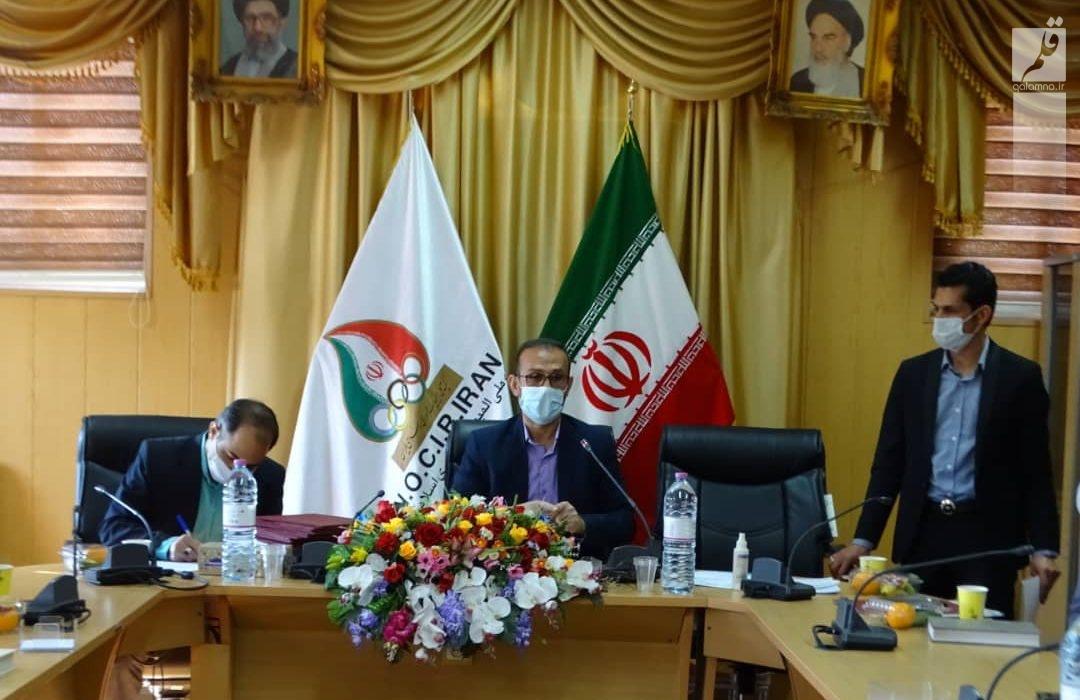 پنج شهرستان فارس در مجمع انتخاباتی هیات تکواندو استان