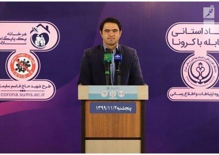 مدیر روابط عمومی دانشگاه علوم پزشکی شیراز: روند صعودی ابتلا به کرونا در فارس
