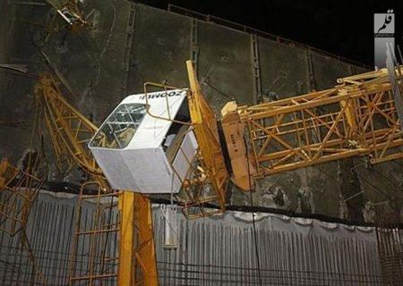 مرگ کارگر ساختمانی در کارخانه سیمان داراب