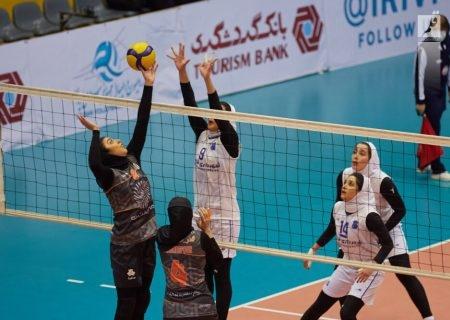 دومین شکست مرحله نهایی لیگ برتر در کارنامه والیبال شهرداری قزوین