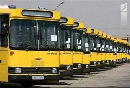سهم اهواز در واردات اتوبوس از طریق تهاتر نفت مشخص نیست؟