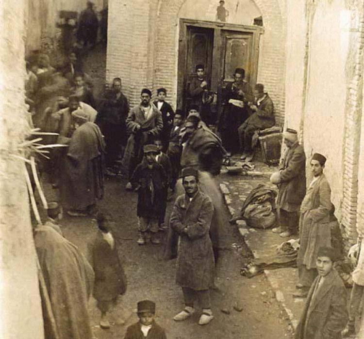 آمار پاتوقهای تهران در عصر قاجار