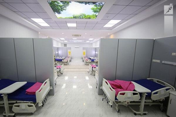 احداث بیمارستان ۳۰۰ تختخوابی بهارستان باید در اولویت قرار گیرد