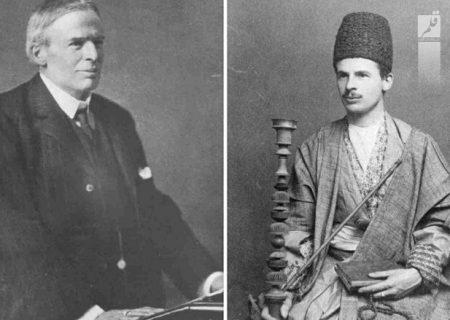 ادوارد براون و زندگی در ایران