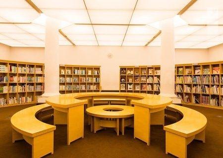 کتابخانهها به شهر اصفهان  سلامِ کردند