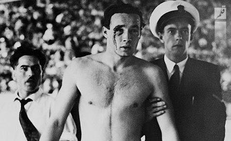تبدیل شدن مسابقه واترپلو به رینگ خونین در المپیک ۱۹۵۶