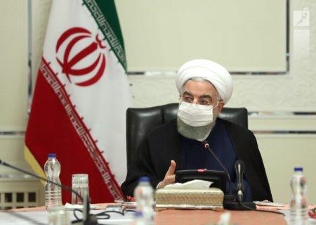 رییس جمهور: بالاخره دنیا به نفت و گاز ایران نیاز دارد