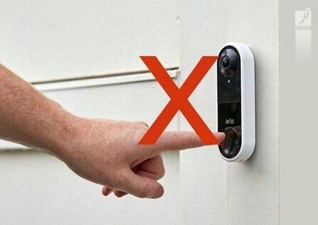 زنگ درب هوشمند خطر ابتلا به کرونا را کاهش میدهد