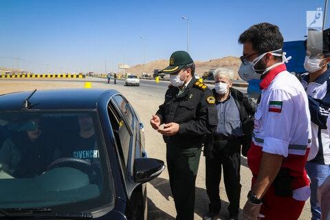 مجوز تردد در ساعات ممنوعه برای سفر به شهرهای قرمز اعتبار دارد؟
