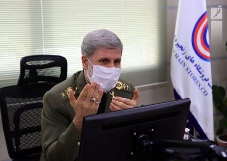 وزیر دفاع: تحریمهای نظام استکبار با ایستادگی مثال زدنی ملت ایران شکست خورد