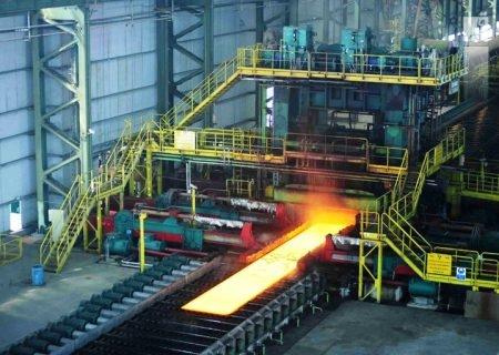 ساخت عریض ترین ورق فولادی جهان در خوزستان
